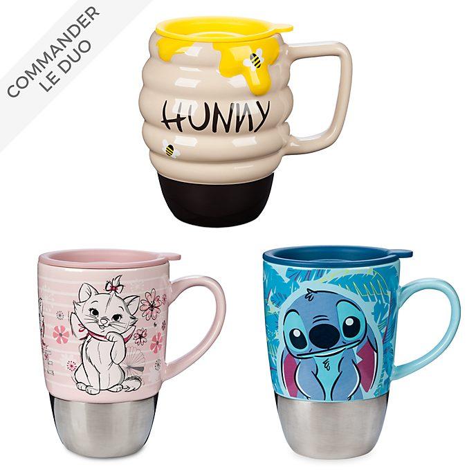 Disney Store Collection de mugs voyage