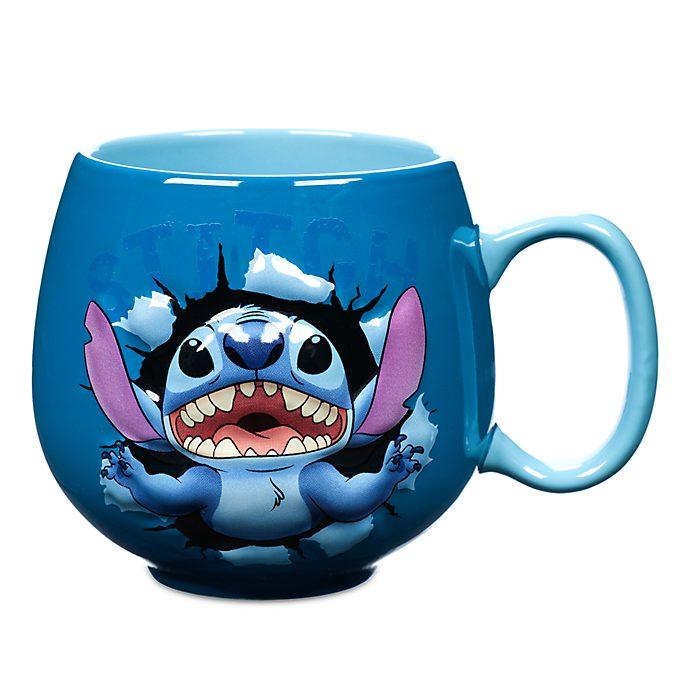 Disney Store Stitch Two Tone Mug