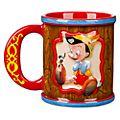 Disney Store Pinocchio 80th Anniversary Mug