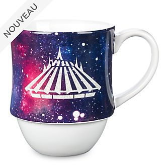Disney Store Mug empilable Minnie Space Mountain, 1 sur 12