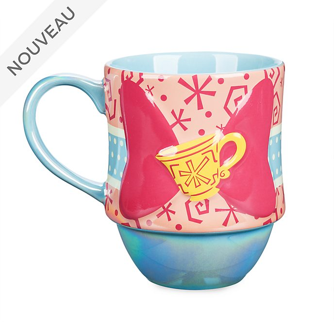 Disney Store Mug empilable Minnie The Main Attraction, 3 sur 12