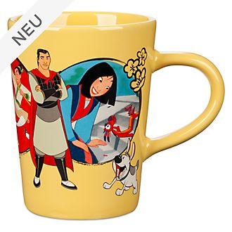 Disney Store - Mulan - Becher