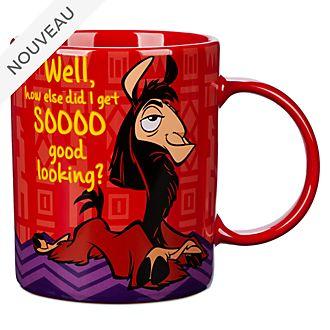 Disney Store Mug Kuzco, l'Empereur Mégalo