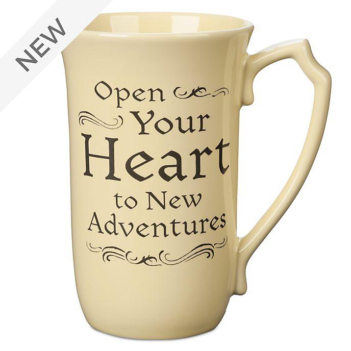 Disney Store Beauty and the Beast Latte Mug