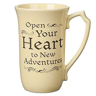 Disney Store Beauty and the Beast Latte Mug
