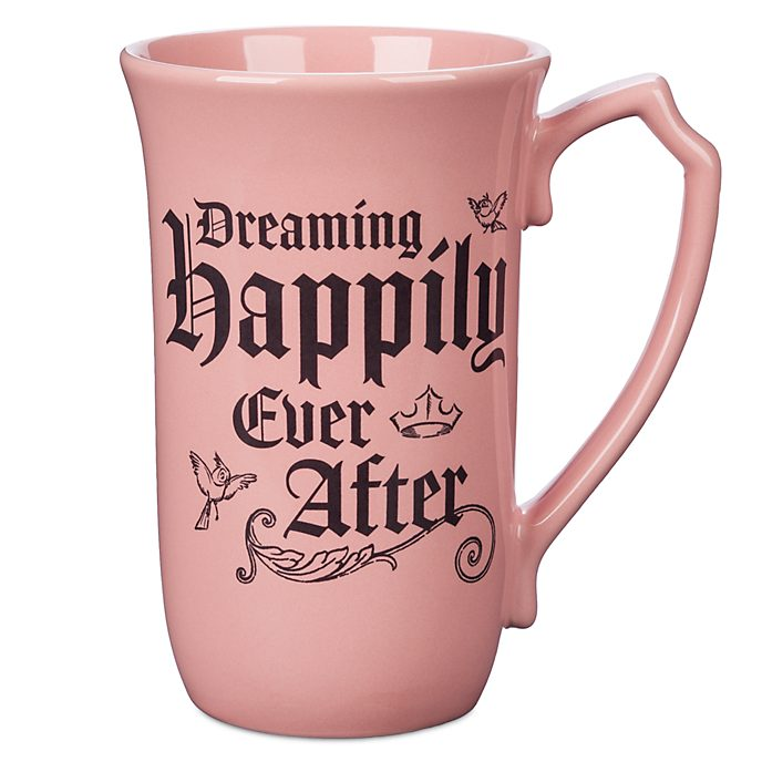 Disney Store Sleeping Beauty Latte Mug