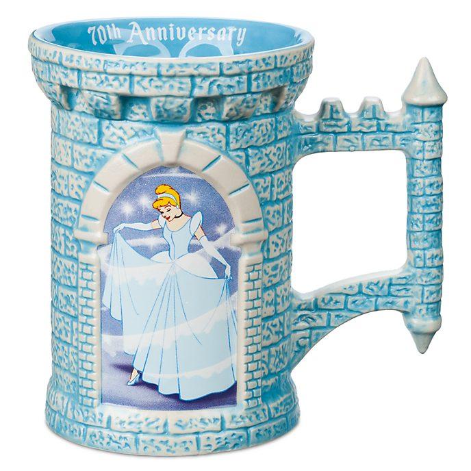 Disney Store - Cinderella - Becher zum 70.Geburtstag