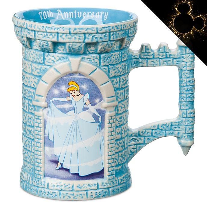Disney Store Mug70e anniversaire de Cendrillon