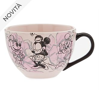 Tazza Positively Minnie Minni Disney Store