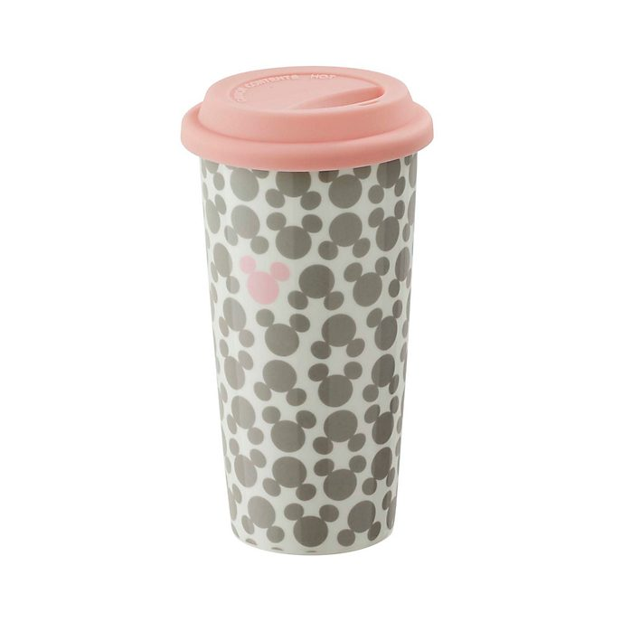 Funko Mickey Mouse Pastel Travel Mug