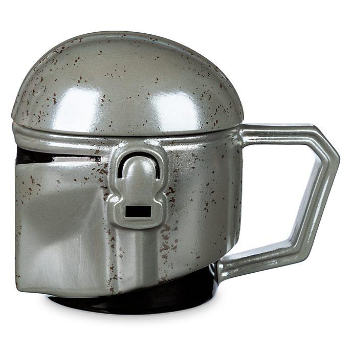 Disney Store Mug Le Mandalorien avec couvercle