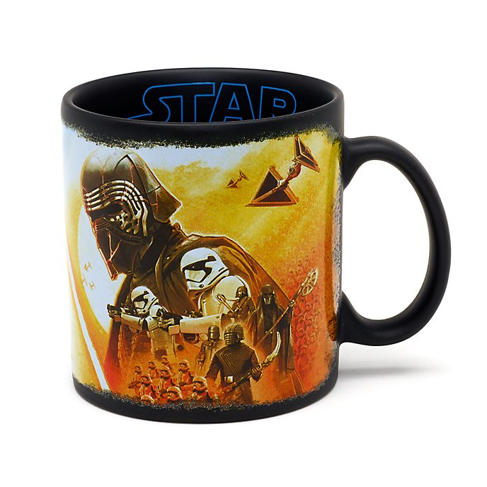 Taza Star Wars: El Ascenso de Skywalker, Disney Store