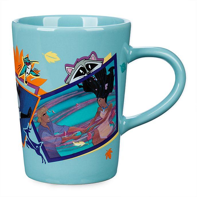 Disney Store Pocahontas Mug