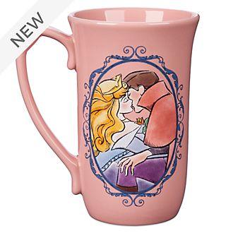Disney Store Sleeping Beauty Latte Mug