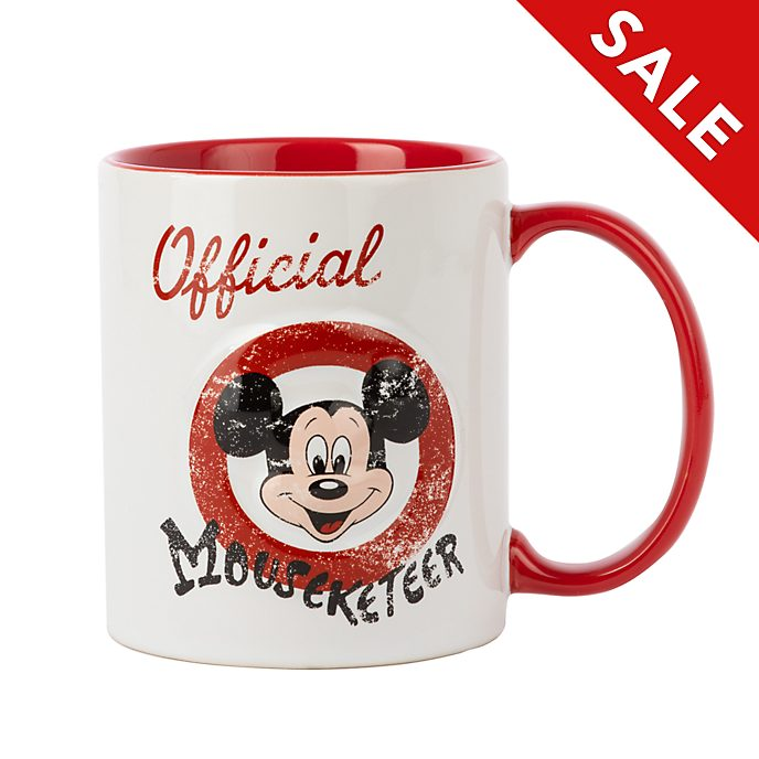 Disney Store Mickey Mouse Official Mouseketeer Mug