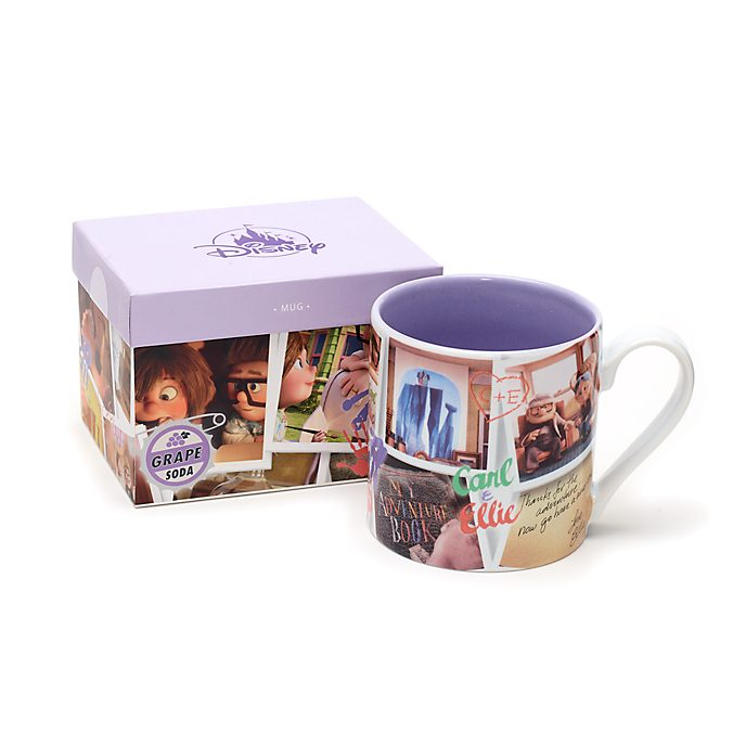 Disney Store Mug emballé Là-haut