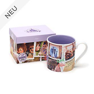 Disney Store - Oben - Becher in Geschenkverpackung