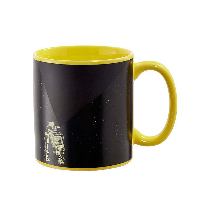 Funko Star Wars Retro Heat Changing Mug