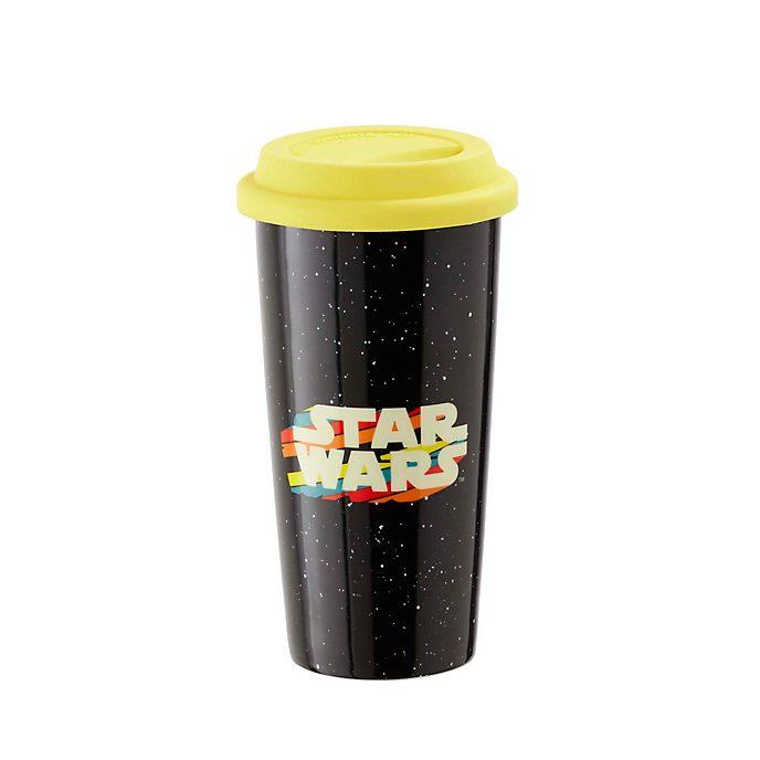 Funko Star Wars Retro Travel Mug