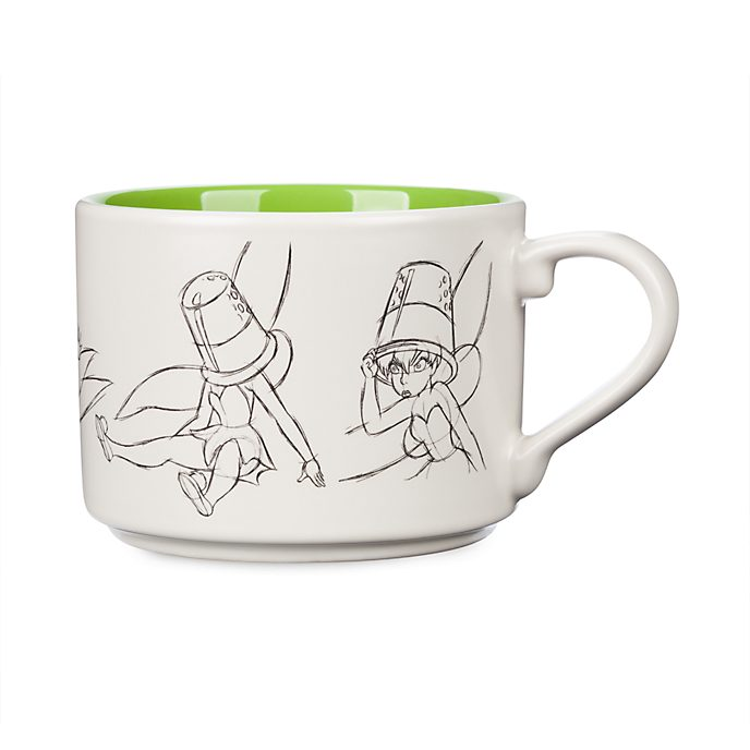 Disney Store Tinker Bell Stackable Mug