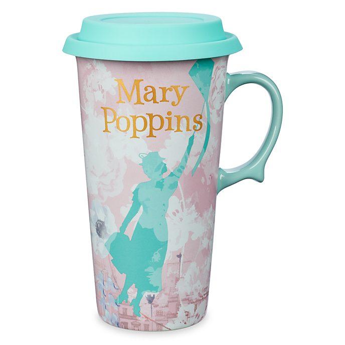 Tazza da viaggio Mary Poppins Disney Store