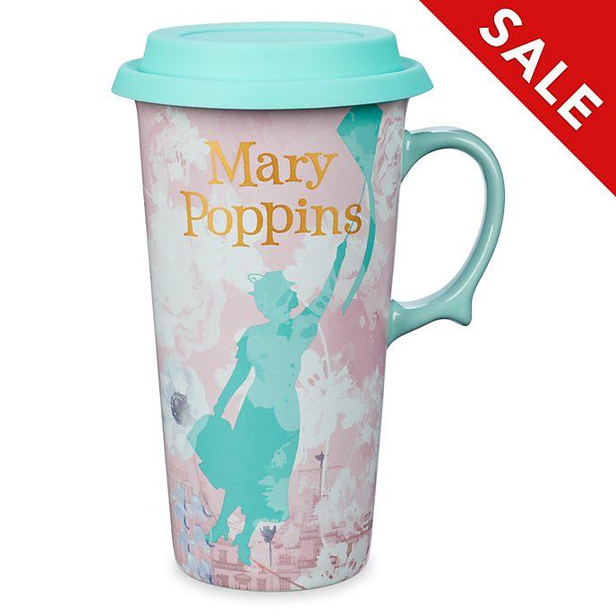 Disney Store Mary Poppins Travel Mug