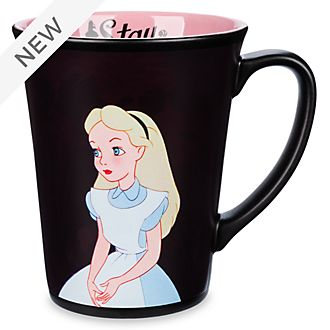 Disney Store Alice in Wonderland Heat Changing Mug