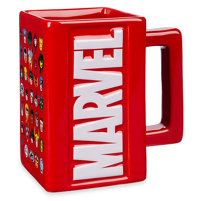 Disney Store Marvel Comics Mug