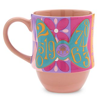 Taza apilable Minnie Mouse, The Main Attraction, Disney Store (4 de 12)