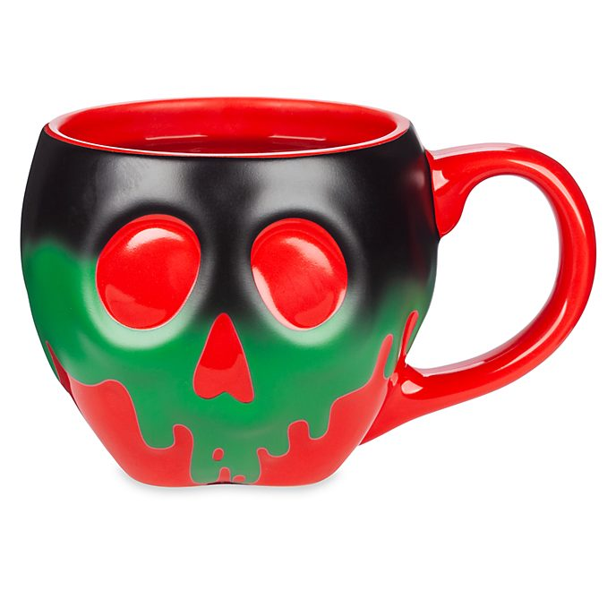 Disney Store Poison Apple Heat Changing Mug