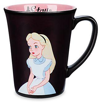Disney Store Alice in Wonderland Heat Changing Mug