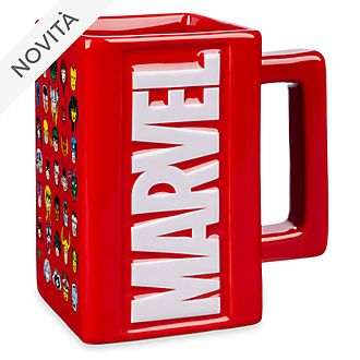 Tazza Marvel Comics Disney Store