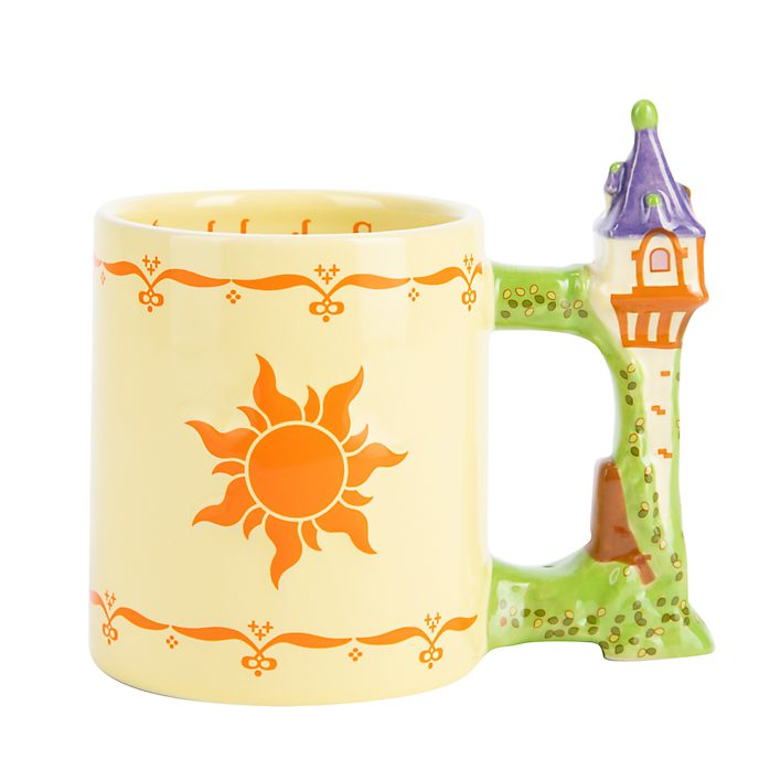Taza farolillo Enredados, Walt Disney World