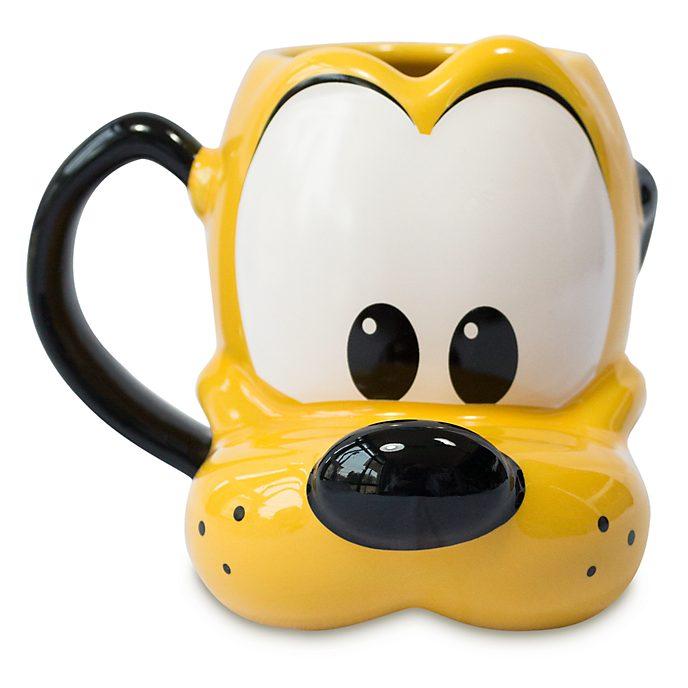 Disney Store Pluto Figural Mug
