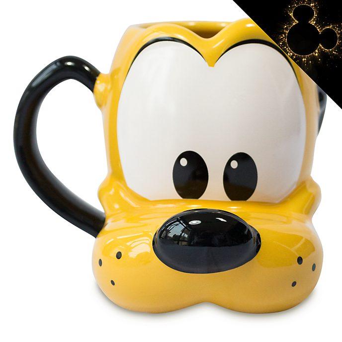Taza con forma Pluto, Disney Store