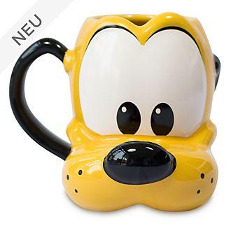 Disney Store - Pluto - Becher mit Figur