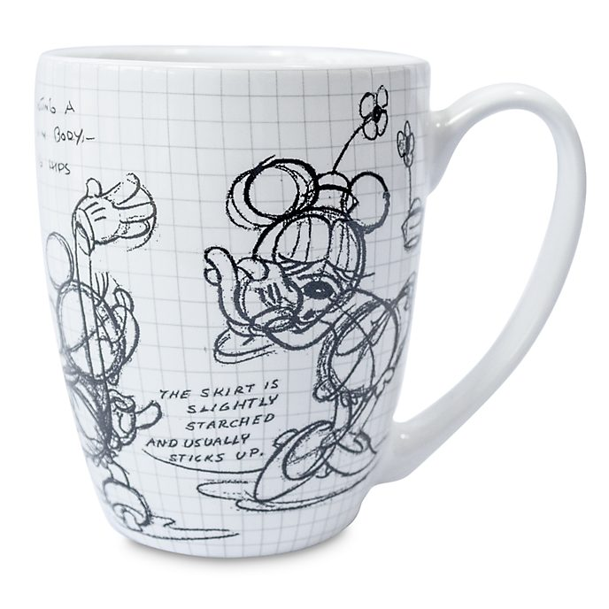 Disney Store Minnie Mouse Animated Mug