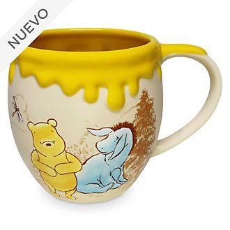 Taza con forma de Winnie the Pooh y sus amigos, Disney Store