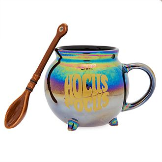 Disney Store Hocus Pocus Mug and Spoon
