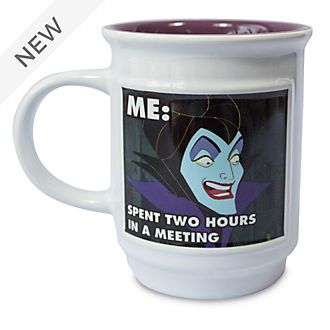 Disney Store Maleficent Meme Mug