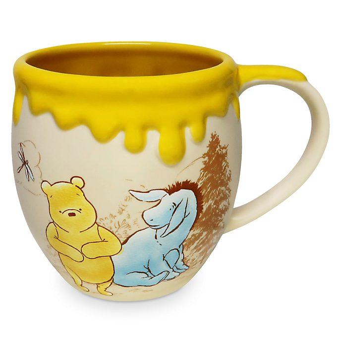 Disney Store Winnie the Pooh and Friends Figural Mug