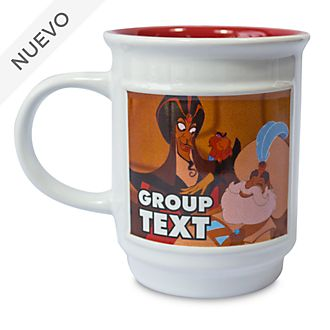 Taza meme Jafar, Aladdín, Disney Store