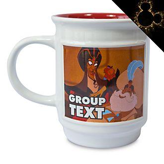 Disney Store - Aladdin - Dschafar - Becher mit Mem