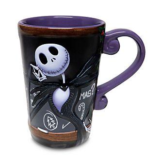 Disney Store Mug Jack Skellington à couleur changeante