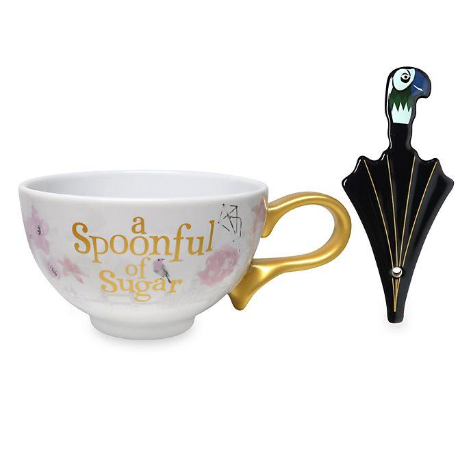 Mezclador y taza Mary Poppins, Disney Store