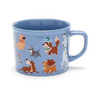 Taza perros Disney, Disney Store