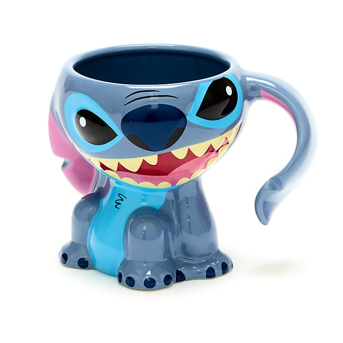 Disney Store Stitch Figural Mug