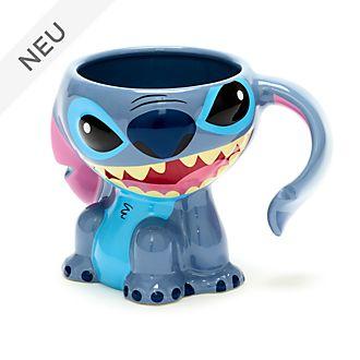 Disney Store - Stitch - Becher mit Figur