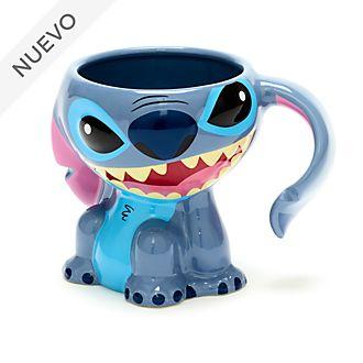 Taza con forma Stitch, Disney Store