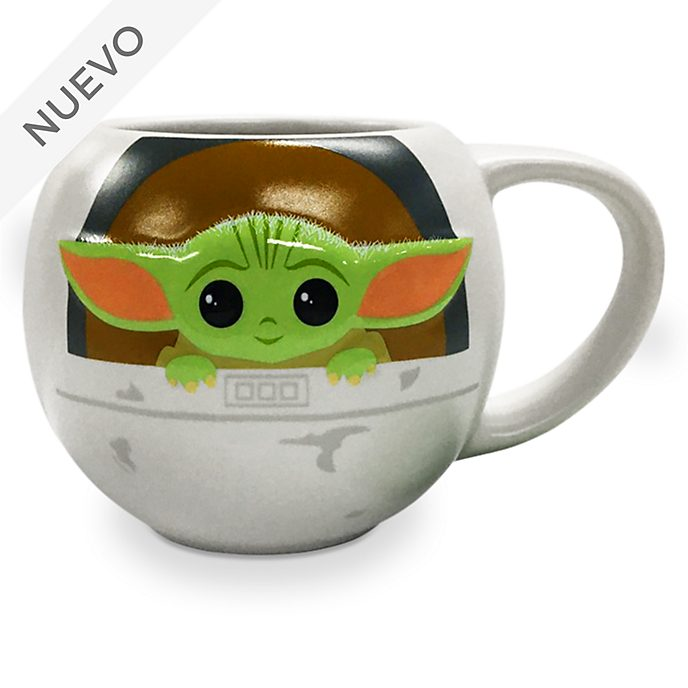 Taza El Niño, Star Wars: The Mandalorian, Disney Store